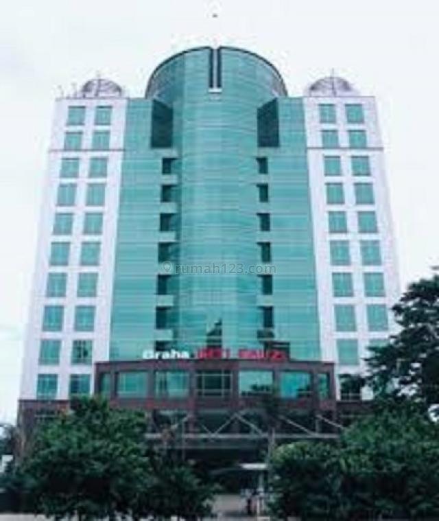 Office Space di Graha Inti Fauzi, Warung Buncit, Jakarta Selatan