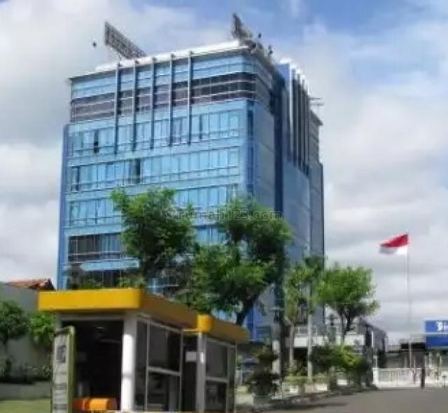 Office Space 100m2  di Wisma Bisnis Indonesia, Sudirman, Jakarta Selatan