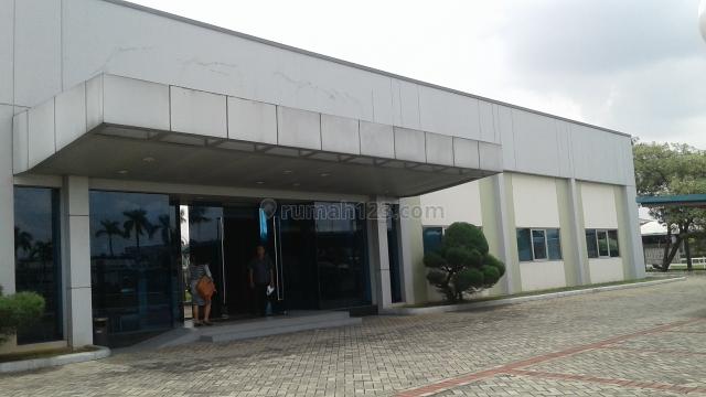 Pabrik Di Kawasan MM2100 Pernah Dipakai untuk Produksi Compact Disc, Cikarang, Bekasi