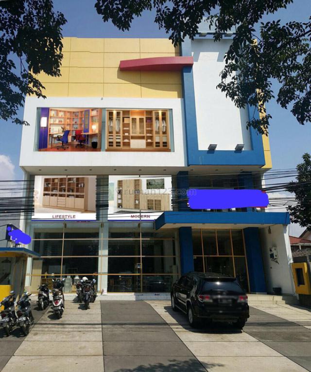 Gedung (Showroom + Kantor) 6 Lantai Di Pluit Utara MP3642FI, Pluit, Jakarta Utara