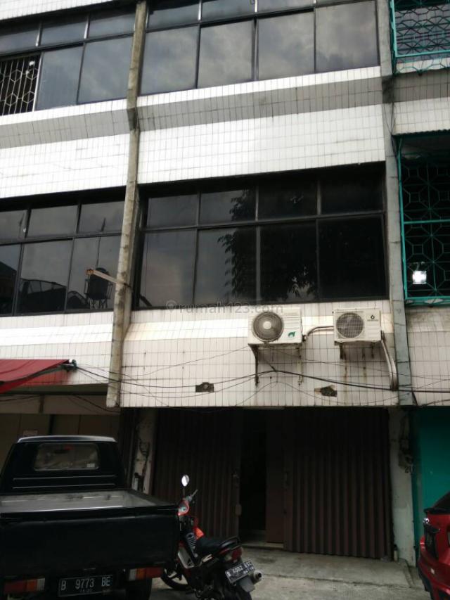 Ruko dijual 1 lantai shs2120247   rumah123.com