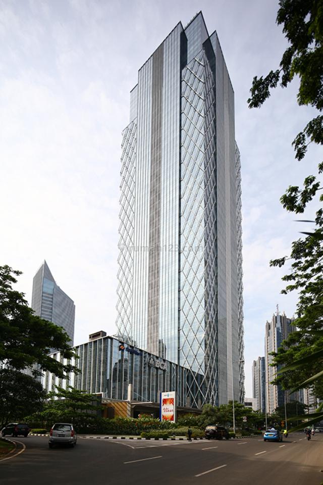 Kantor 344m2   di Equity Tower, SCBD, SCBD, Jakarta Selatan