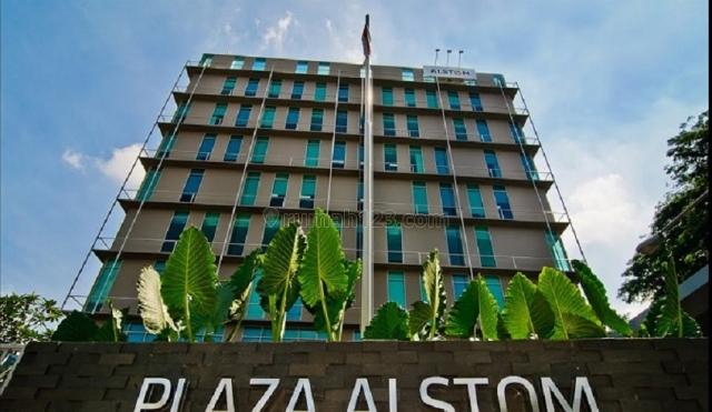 Kantor  di Plaza Simatupang, TB Simatupang, Jakarta Selatan