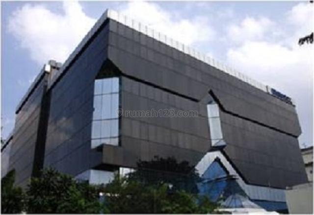 Kantor 200m2  Graha Mobisel, Warung Buncit, Jakarta Selatan