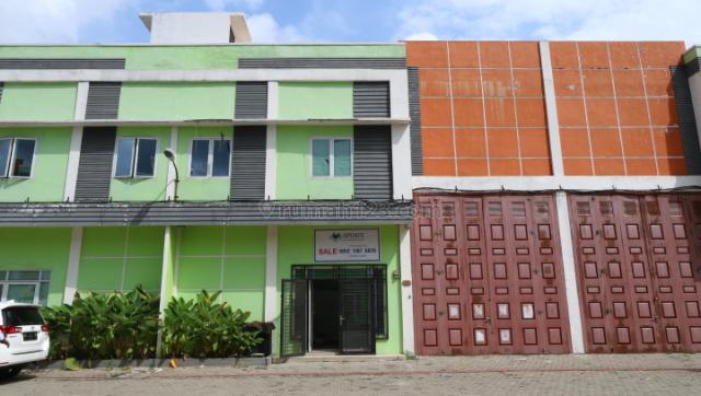 GUDANG DISKI TRADE CENTRE 2 UNIT  --  MEDAN BINJAI, Diski, Deli Serdang