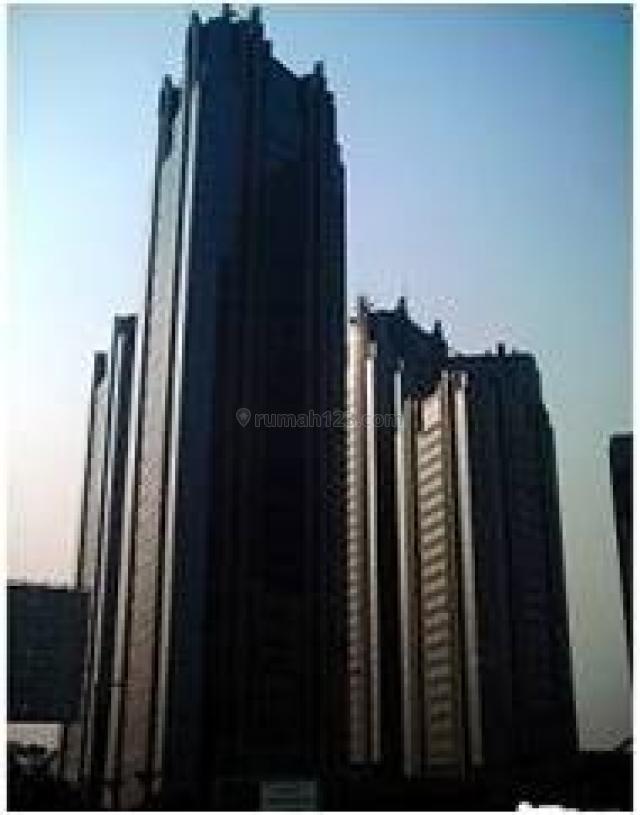 Kantor 280m2   di Indonesia Stock Exchange Building, SCBD, Jakarta Selatan