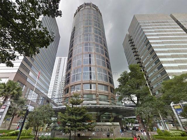 Kantor Partisi  436m2 di Menara Sudirman, Sudirman, Jakarta Selatan