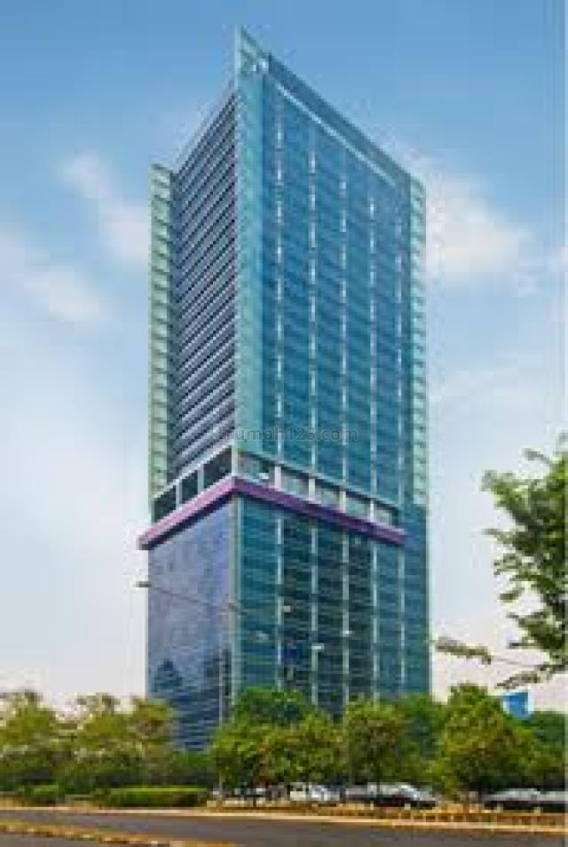 Tersedia Ruang Kantor 418 di Cyber 2 (furnished), Mega Kuningan, Jakarta Selatan