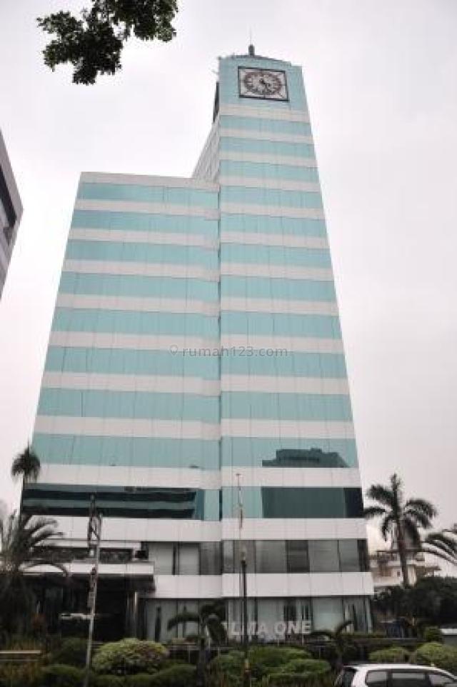 Tersedia Ruang Kantor 100-1000 di Palma One, Kuningan, Jakarta Selatan
