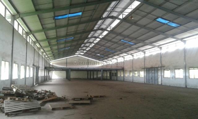 kawasan pabrik tunas bitung siap pakai jln beton dekat pintu tol, Cikupa, Tangerang