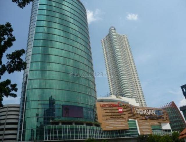 Tersedia Ruang Kantor 100-1000 di AXA Tower, Prof. Dr. Satrio, Jakarta Selatan