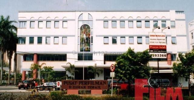 Tersedia Ruang Kantor 100-1000 di Pusat Perfilman H. Usmar Ismail (PPHUI), Kuningan, Jakarta Selatan