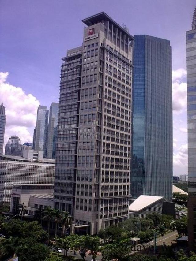 Tersedia Ruang Kantor 100-1000 di Graha CIMB Niaga Sudirman, SCBD, Jakarta Selatan