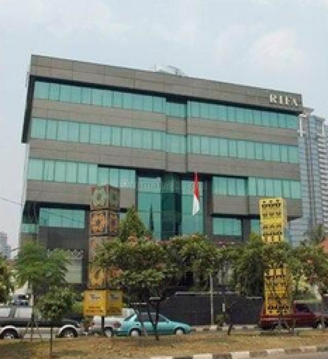 Tersedia Ruang Kantor 100-1000 di Gedung Rifa, Kuningan, Prof. Dr. Satrio, Jakarta Selatan