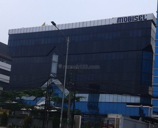 Tersedia Ruang Kantor 100-1000 di Graha Mobisel, Warung Buncit, Warung Buncit, Jakarta Selatan