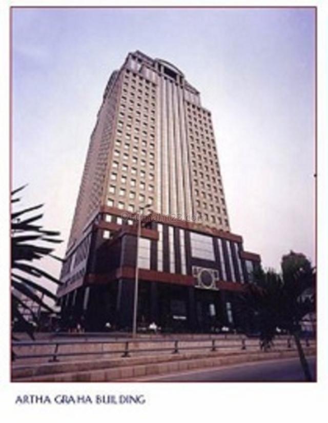 OFFICE SPACE AVAILABLE ARTHA GRAHA BUILDING LOKASI KAWASAN SCBD, SCBD, Jakarta Selatan