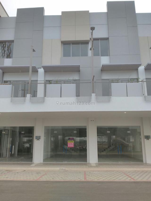 (LL) Ruko 3 Lantai, Lokasi Strategis Siap Huni di Pasar Modern Intermoda BSD, BSD, Tangerang