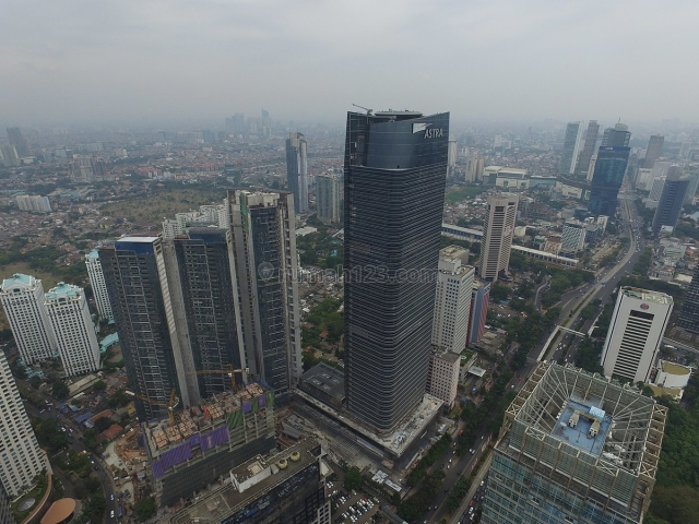 Tersedia Ruang Kantor 100-1000 di Menara Astra Sudirman, Sudirman, Jakarta Selatan