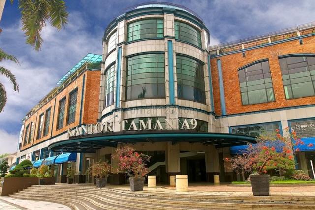 Tersedia Ruang Kantor 100-1000 di Gedung Kantor Taman A9, Mega Kuningan, Jakarta Selatan