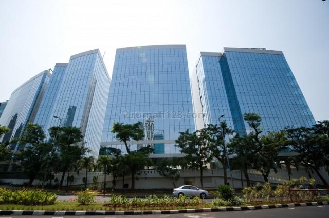 Tersedia Ruang Kantor 100-1000 di Lot 18 (18 Parc), SCBD, SCBD, Jakarta Selatan