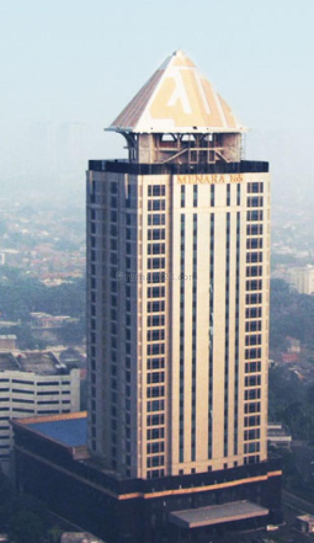 Tersedia Ruang Kantor 100-1000 di Menara 165, TB Simatupang, Jakarta Selatan