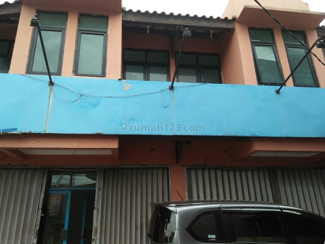 RUKO CIPINANG MUARA TEPI JALAN STRATEGIS DI LINGKUNGAN PEMUKIMAN, Cipinang, Jakarta Timur