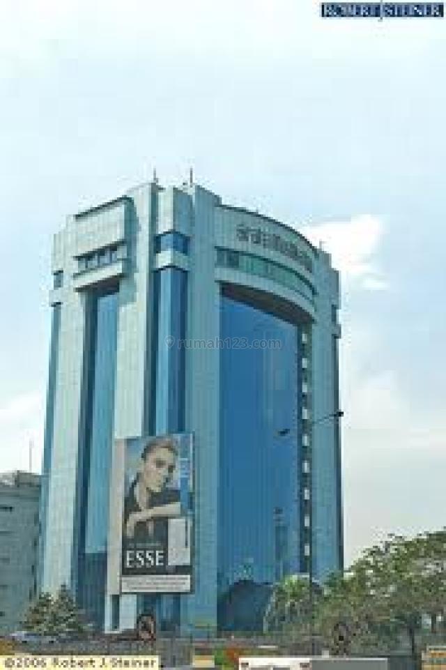 Tersedia Ruang Kantor 100-1000 di Graha Mustika Ratu, Gatot Subroto, Jakarta Selatan