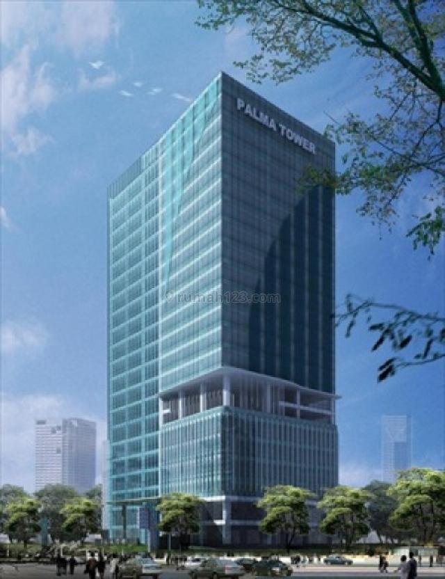 Tersedia Ruang Kantor 100-1000 di Palma Tower, TB Simatupang, TB Simatupang, Jakarta Selatan