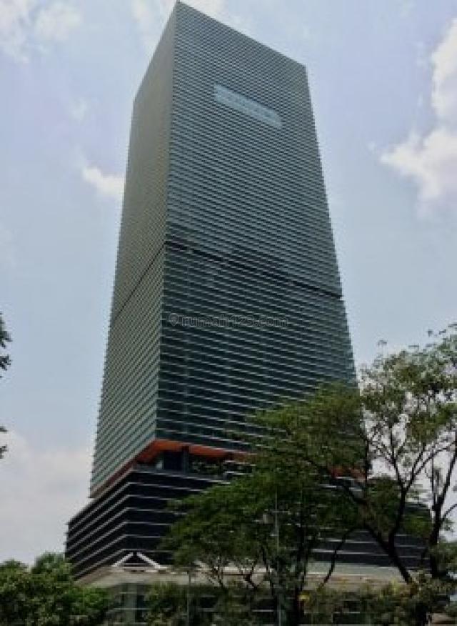 Tersedia Ruang Kantor 100-1000 di Pacific Century Place Tower SCBD, SCBD, Jakarta Selatan