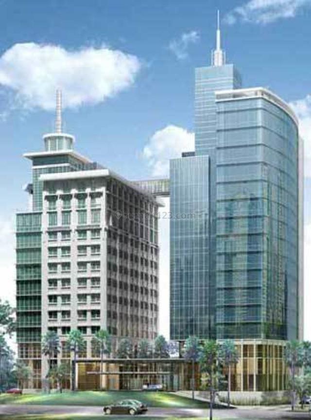 Tersedia Ruang Kantor 100-1000 di Menara Dea I, Mega Kuningan, Jakarta Selatan