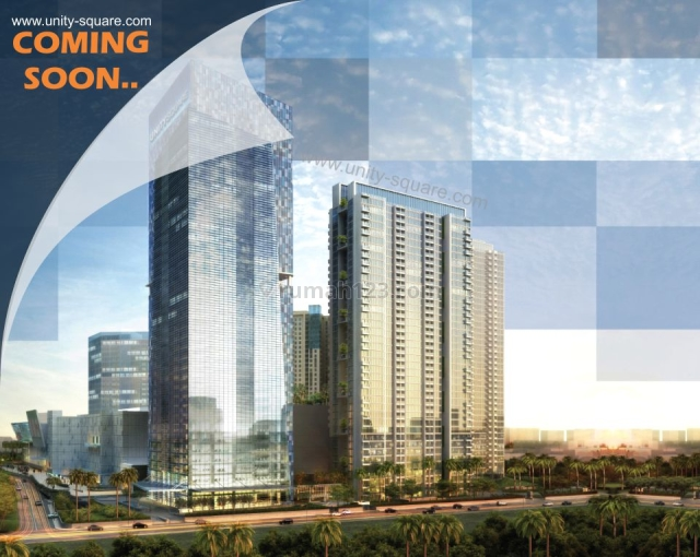 Tersedia Ruang Kantor 100-1000 di Unity Square Cassablanca, Cassablanca, Jakarta Selatan