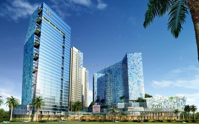 Tersedia Ruang Kantor 100-1000 di Eighty Eight @Kasablanka, Cassablanca, Jakarta Selatan
