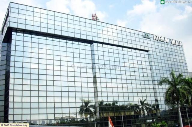 Tersedia Ruang Kantor 100-1000 di Atrium Mulia, Kuningan, Jakarta Selatan