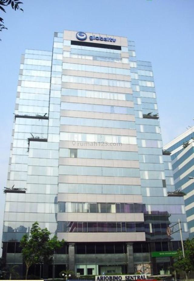 Tersedia Ruang Kantor 100-1000 di Ariobimo Sentral, Kuningan, Jakarta Selatan
