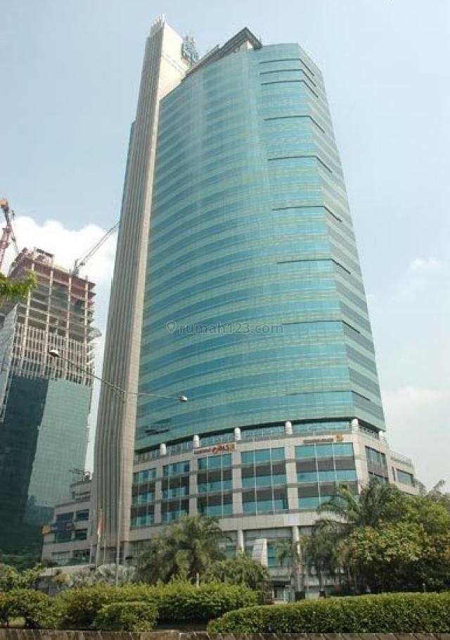 Tersedia Ruang Kantor 100-1000 di Menara Kadin, Kuningan, Jakarta Selatan