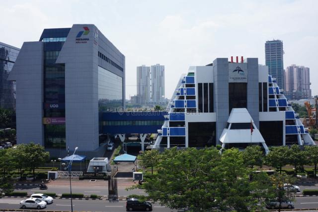 Tersedia Ruang Kantor 100-1000 di Wisma Tugu 1 dan 2, Kuningan, Jakarta Selatan