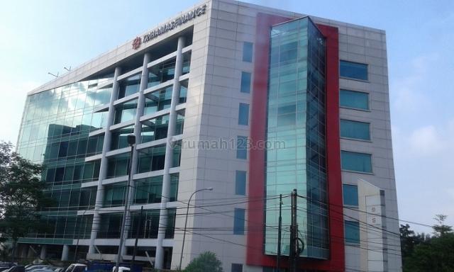 Ruang Kantor  175m2  di Trihamas Building, Jagakarsa, Jakarta Selatan