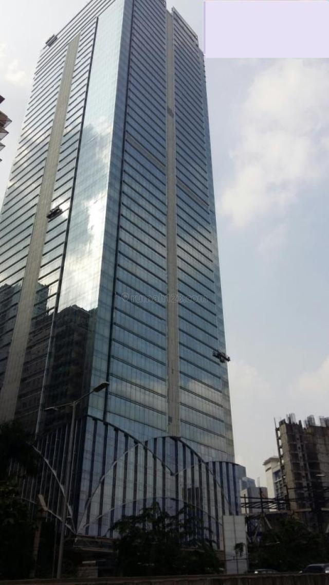 Office Space 512m2  di Sahid Sudirman Centre, Sudirman, Jakarta Selatan