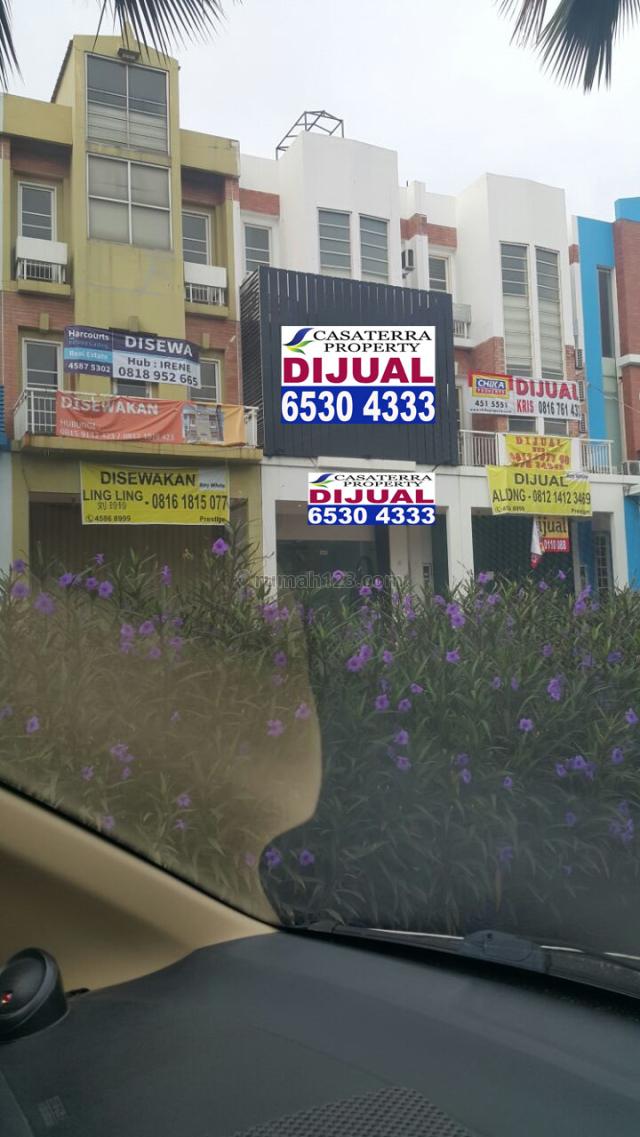 RUKOBOULEVARD TIMUR RAYA, UKU 4.5X15, LOKASI STRATEGIS, 3 LANTAI, COCOK BUAT SEGALA USAHA, JARANG ADA, NEGO., Kelapa Gading, Jakarta Utara