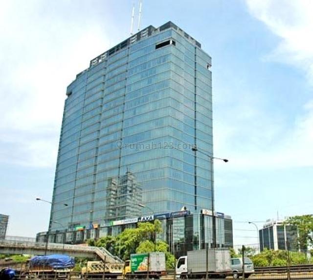 Tersedia Ruang Kantor 100-1000 di Menara Jamsostek, Gatot Subroto, Jakarta Selatan