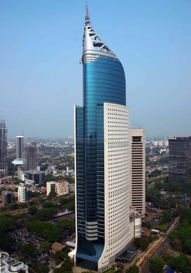 Tersedia Ruang Kantor 100-1000 di  Wisma BNI 46, Sudirman, Jakarta Selatan