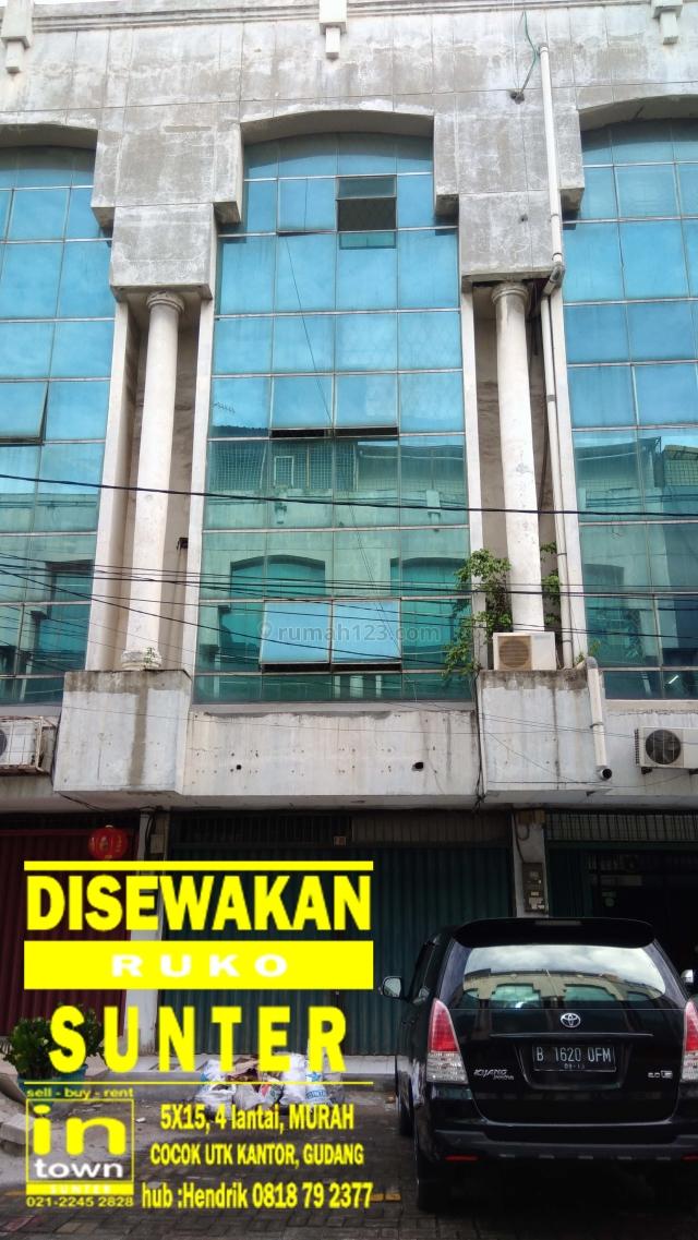 Ruko Sunter Royal, Sunter, Jakarta Utara