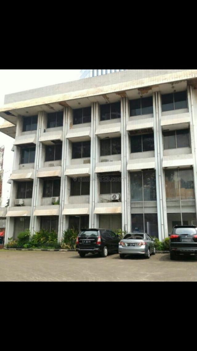 gedung AFRI gatot subroto, Gatot Subroto, Jakarta Selatan