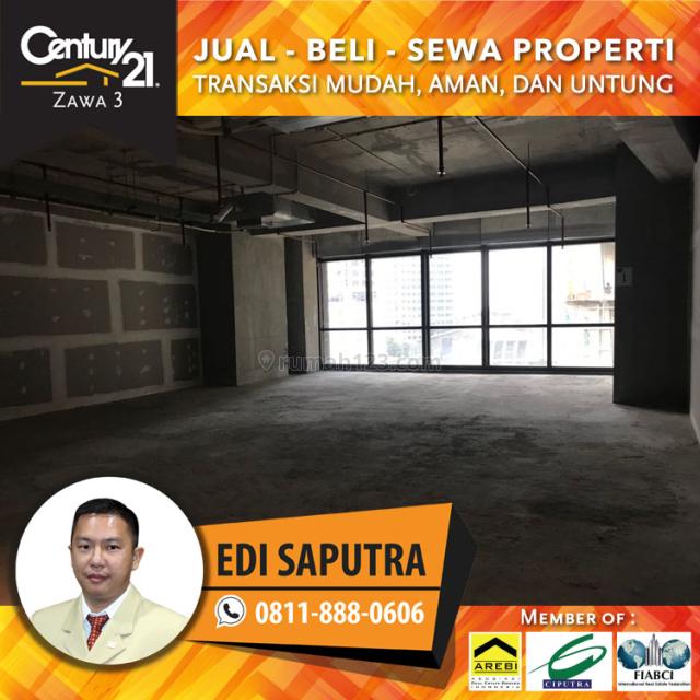 Office District 8 SCBD Tower Treasury, Kebayoran Baru, Jakarta Selatan