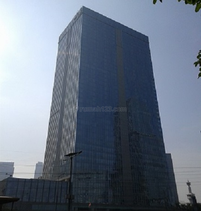Office  204m2  di Centennial Tower, Gatot Subroto, Jakarta Selatan
