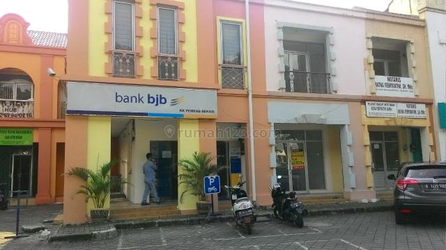 Ruko Palais de Paris Sangat Strategis sebelah Bank Jabar  arah ke Pemda, Delta Mas, Bekasi