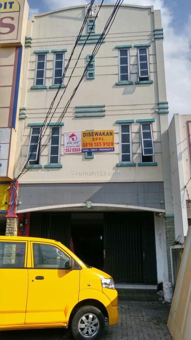 Ruko Jl. Moh Toha Strategis pinggir jalan bagus, Mauk, Tangerang