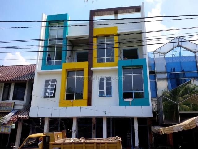 Ruko Villa Melati Mas, Serpong (0045GN), Serpong, Tangerang