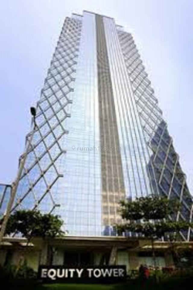 Office Space Equity Tower SCBD Sudirman Kebayoran Baru, Jakarta Selatan Luas : 2170  m2 Kondisi : kosong  Harga : Rp. 425 ribu / sqm / bulan, SCBD, Jakarta Selatan