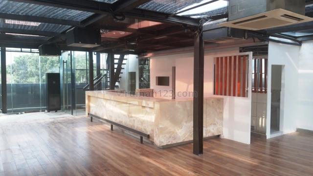 Rooftop bagus untuk Bar, Cafe, dll. Nego banyak!, Senopati, Jakarta Selatan